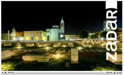 Video 'Feel Zadar'